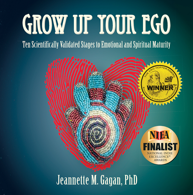 Grow Up Your Ego - Ebook (htmlz)