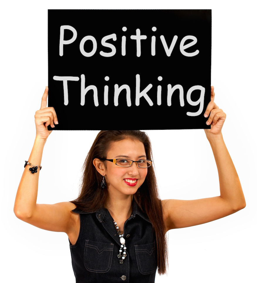 positive thinking sign shows optimism or belief MJt83NDu 1